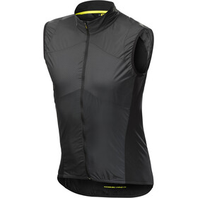 Mavic Cosmic Wind SL Vest Men Black/Pirate Black